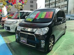 沖縄の中古車 ダイハツ タントエグゼ 車両価格 66万円 リ済別 平成24年 6.7万K ブラック