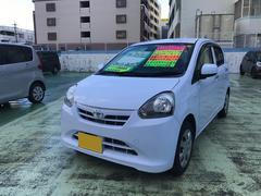 沖縄の中古車 トヨタ ピクシスエポック 車両価格 46万円 リ済別 平成24年 3.8万K スカイブルー