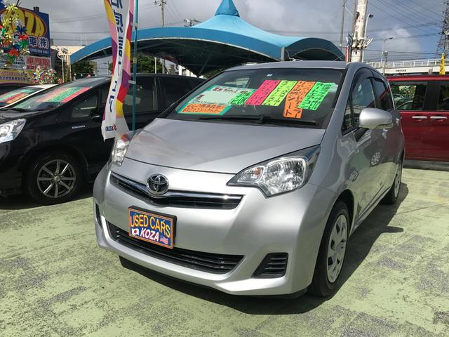 沖縄県の中古車ならラクティス G 社外HDDナビ