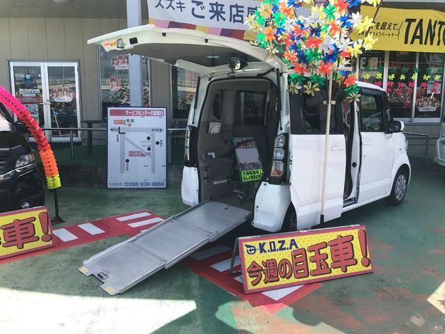 沖縄県の中古車ならN-BOX+ クルマイスイドウシャ