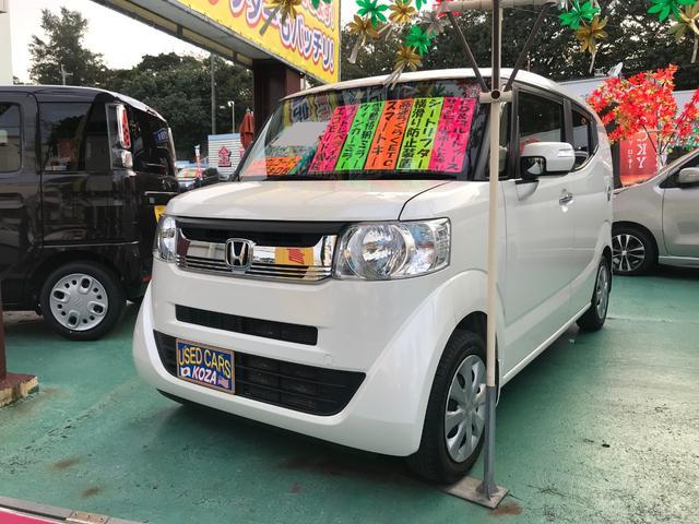 沖縄県の中古車ならN-BOXスラッシュ G ドライブレコーダー