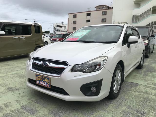 沖縄県の中古車ならインプレッサスポーツ 1.6i-L 社外ナビTV ブルートゥース