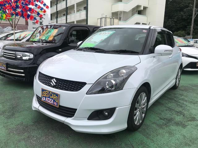 沖縄県の中古車ならスイフト RS パダルシフト