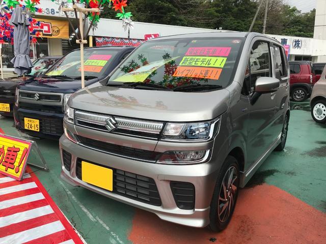 沖縄県の中古車ならワゴンR ハイブリッド20周年記念車FZ リミテッド