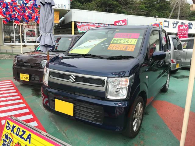 沖縄県の中古車ならワゴンR ハイブリッド20周年記念車FX リミテッド