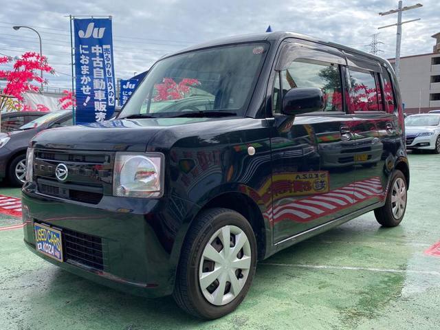 沖縄の中古車 ダイハツ ムーヴコンテ 車両価格 53万円 リ済別 2014(平成26)年 8.9万km ブラック