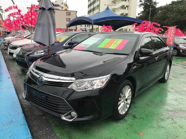 トヨタ ハイブリッド Gパッケージ フルセグTVナビ バックモニター