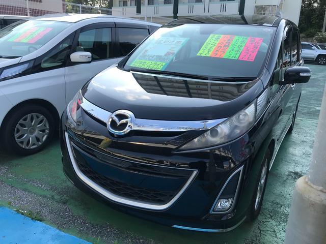 沖縄県の中古車ならビアンテ 20S アルパインTVナビ バックモニター