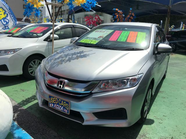 沖縄県沖縄市の中古車ならグレイス ハイブリッドLX