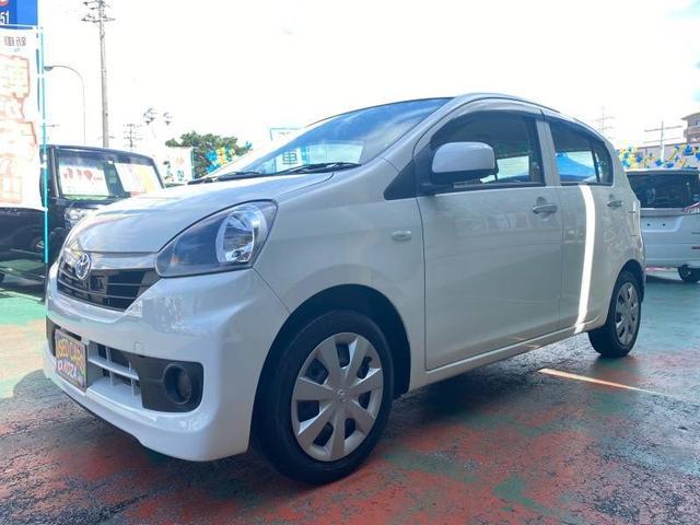 沖縄県の中古車ならピクシスエポック L SA アイドリングストップ レーダーブレーキサポート