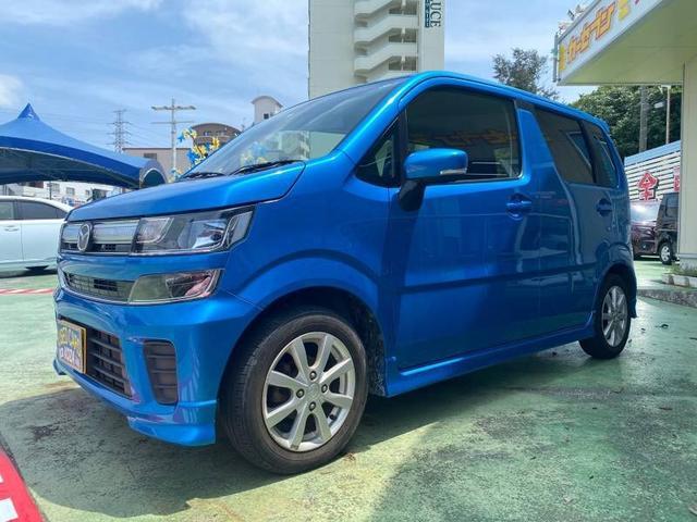 沖縄県沖縄市の中古車ならフレア ハイブリッドXS ワンセグナビ バックモニター レーダーブレーキサポート