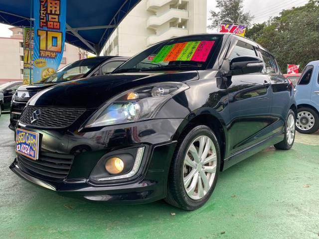 沖縄県の中古車ならスイフト RS ワンセグナビ バックモニター HID