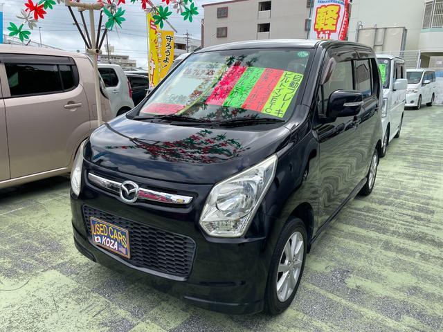 沖縄県の中古車ならフレア XS 社外ナビTV レーダーブレーキサポート
