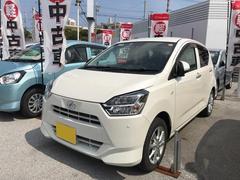 沖縄の中古車 ダイハツ ミライース 車両価格 123万円 リ済別 平成29年 0.5万K パールホワイト3