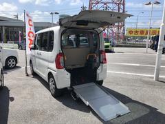 沖縄の中古車 ダイハツ タント 車両価格 138万円 リ済別 平成27年 0.7万K ホワイト