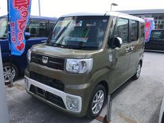 沖縄の中古車 ダイハツ ウェイク 車両価格 158万円 リ済別 平成28年 0.9万K W24 X G55