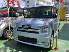 沖縄の中古車 ダイハツ ムーヴコンテ 車両価格 68万円 リ済込 平成25年 8.4万K ブライトシルバーメタリック