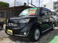 沖縄の中古車 トヨタ bB 車両価格 49万円 リ済込 平成20年 9.4万K ブラックマイカメタリック
