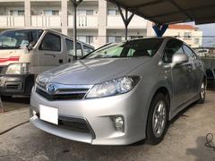 沖縄の中古車 トヨタ SAI 車両価格 99万円 リ済込 平成23年 7.9万K シルバーメタリック