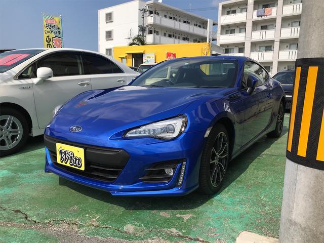 沖縄県の中古車ならBRZ S 6MT ワンオーナー