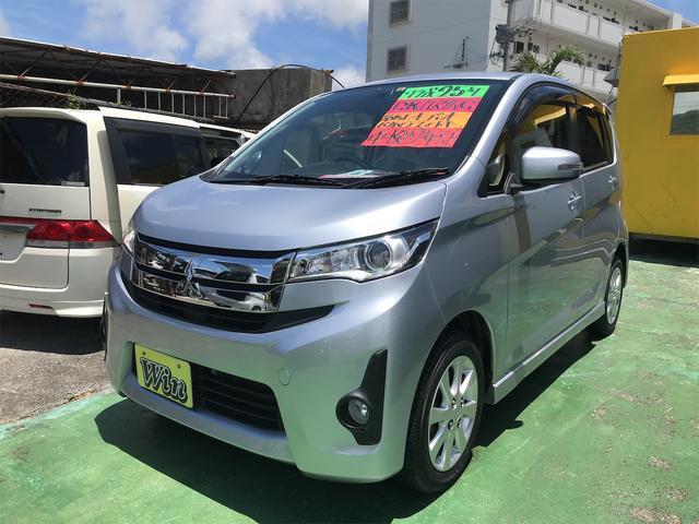 沖縄県の中古車ならeKカスタム G