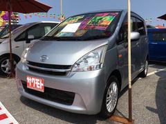 沖縄の中古車 ダイハツ ムーヴ 車両価格 48万円 リ済込 平成24年 9.6万K ブライトシルバーメタリック