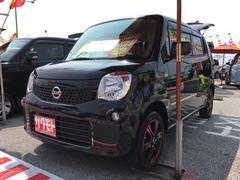 沖縄の中古車 日産 モコ 車両価格 58万円 リ済込 平成25年 9.4万K ブルーイッシュブラックP