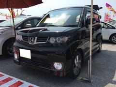 沖縄の中古車 ホンダ ゼストスパーク 車両価格 58万円 リ済込 平成23年 7.1万K ナイトホークブラックパール