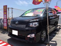 沖縄の中古車 トヨタ ヴォクシー 車両価格 108万円 リ済込 平成22年 8.7万K ボルドーマイカメタリック