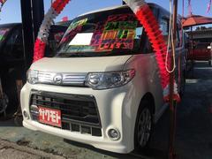 沖縄の中古車 ダイハツ タント 車両価格 78万円 リ済込 平成23年 4.6万K パールホワイトIII