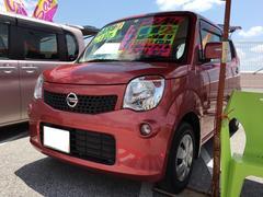 沖縄の中古車 日産 モコ 車両価格 64万円 リ済込 平成24年 2.7万K モコベリーPM