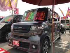 N BOX+カスタムG ナビ TV 軽自動車 インパネAT 保証付 エアコン