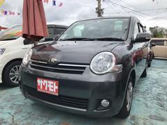 沖縄の中古車 トヨタ シエンタ 車両価格 58万円 リ済込 平成22年 9.6万K グレーメタリック