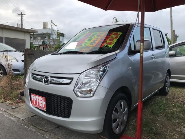 沖縄県の中古車ならフレア XG ナビ AW AC CD ETC キーレス
