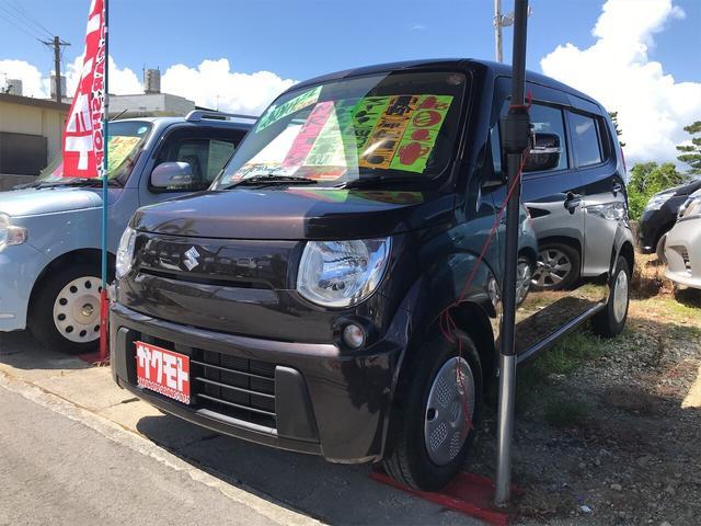 沖縄の中古車 スズキ MRワゴン 車両価格 48万円 リ済込 2012(平成24)年 9.9万km アーバンブラウンパールメタリック