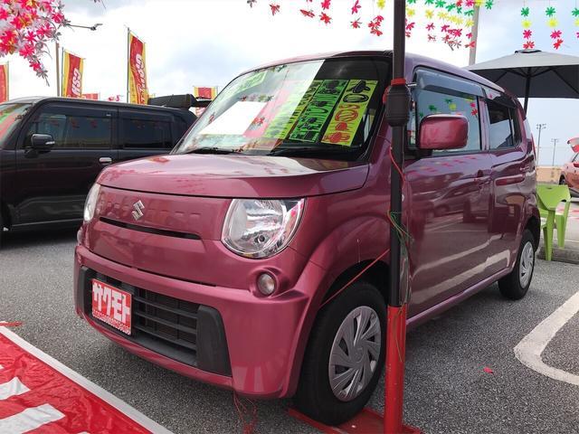 沖縄県の中古車ならMRワゴン ECO-L 軽自動車 ワイン CVT AC 4人乗り