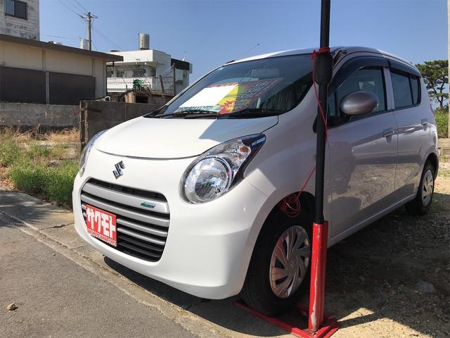 沖縄県の中古車ならアルトエコ ECO-S アイドリングSTOP 電動格納ドアミラー