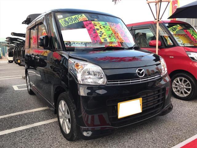 沖縄県の中古車ならフレアワゴン XSリミテッド スマートキー ETC 両側電動スライドドア