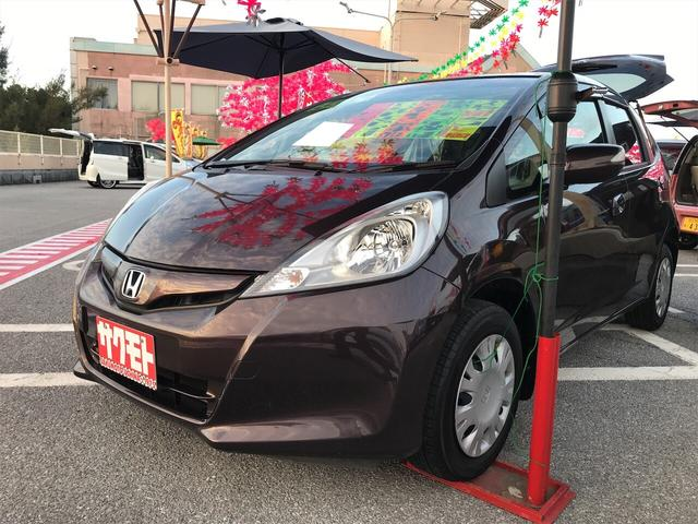 沖縄県の中古車ならフィット シーズ ナビ CVT ETC 保証付 スマートキー