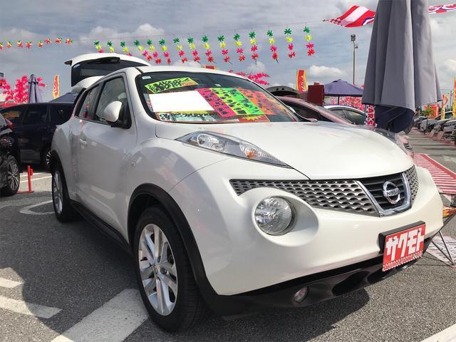 沖縄県の中古車ならジューク 15RX アーバンセレクション TV ナビ バックカメラ