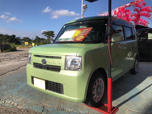 沖縄県の中古車ならムーヴコンテ X アイドリングストップ スマ-トキ-