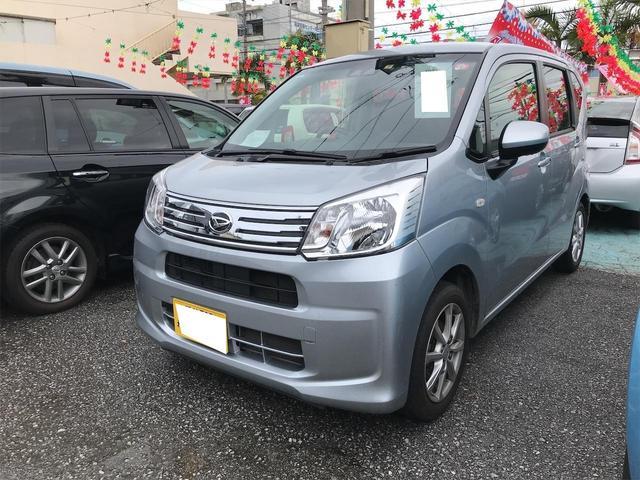 沖縄県の中古車ならムーヴ X SAIII 衝突軽減システム