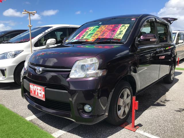 トヨタ DICEリミテッド キーレス 左パワースライドドア  SDナビ フルセグTV Bluetooth バックカメラ 3列シート
