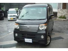 沖縄の中古車 ダイハツ アトレーワゴン 車両価格 59万円 リ済別 平成19年 9.7万K ブラックM