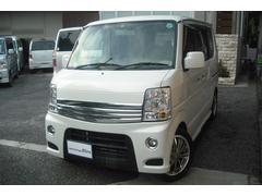 沖縄の中古車 スズキ エブリイワゴン 車両価格 76万円 リ済別 平成23年 8.5万K パールホワイト