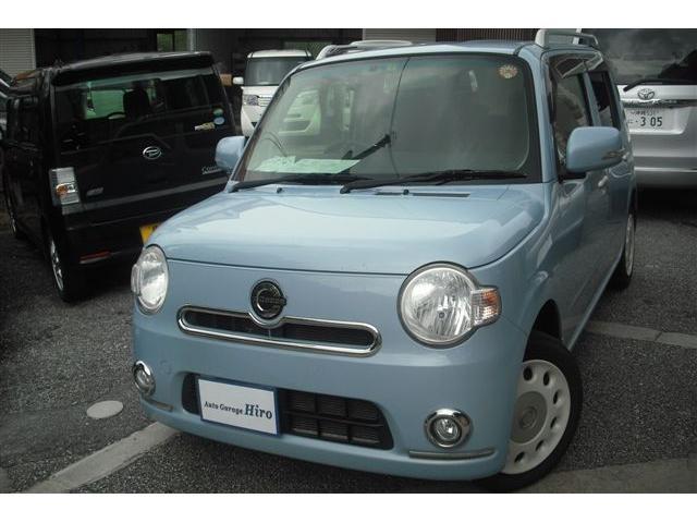 沖縄県の中古車ならミラココア ココアプラスXスペシャルコーデ SDナビTV