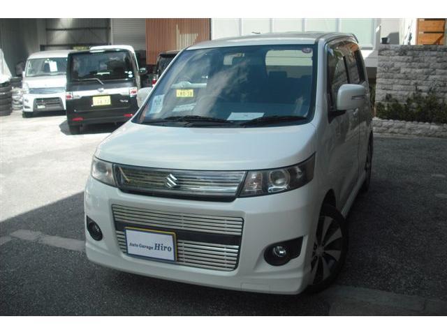 沖縄県うるま市の中古車ならワゴンRスティングレー リミテッドII SDナビTV