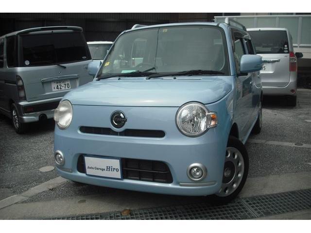 沖縄県の中古車ならミラココア ココアプラスX SDナビTV
