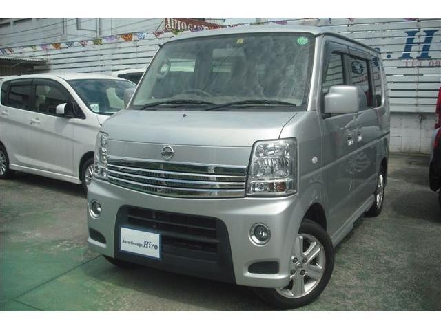 沖縄県うるま市の中古車ならNV100クリッパーリオ G ターボスペシャル