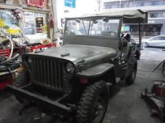 沖縄の中古車 三菱 ジープ 車両価格 ASK リ済別 昭和43年 5.7万K モスグリーン